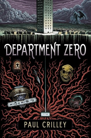 DEPARTMENT ZERO by Paul Crilley – Review