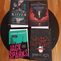 Over-Booked [56] – A Book Haul Post