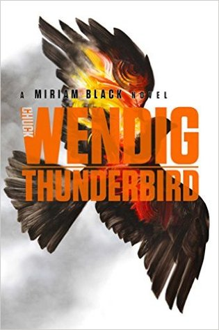 THUNDERBIRD by Chuck Wendig – Review