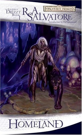 Review of Homeland by R.A. Salvatore