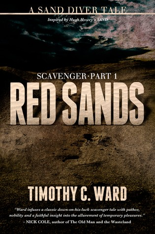 Review of Red Sands by Timothy Ward