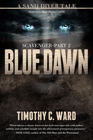 Review of Blue Dawn by Timothy C. Ward
