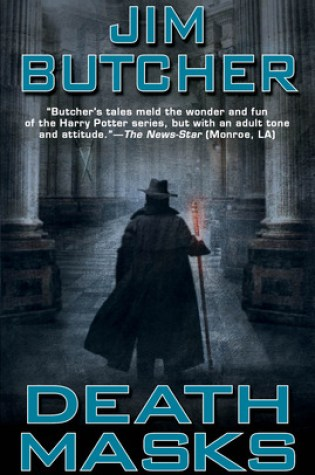 Review of Death Masks by Jim Butcher
