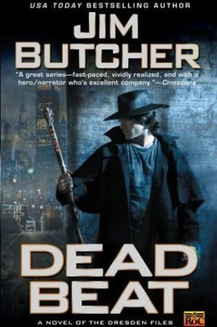 Review of Dead Beat by Jim Butcher