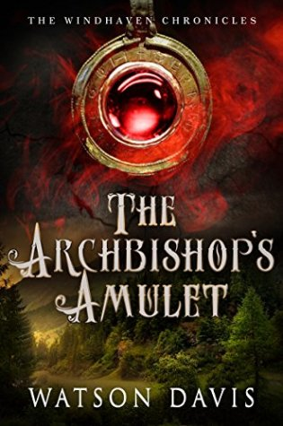 Review of The Archbishop's Amulet by Watson Davis