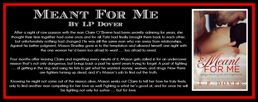 Meant For Me LP Dover