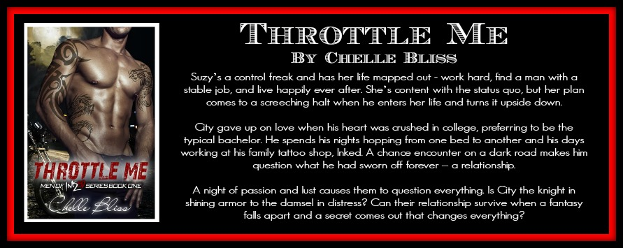 Throttle Me Chelle Bliss