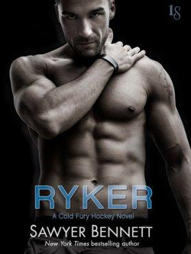 Ryker by Sawyer Bennett Cover