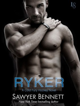 Ryker by Sawyer Bennett Cover