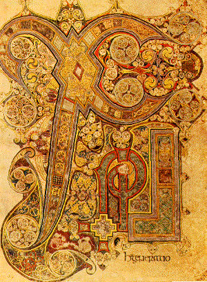 Teaching Magic: The Irish Book of Kells