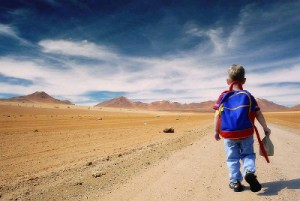 Walking to School, Intellectual Abuse, Intellectual Neglect