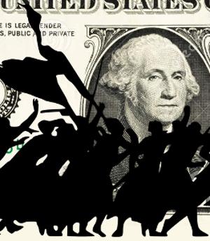 Revolution dollar 300