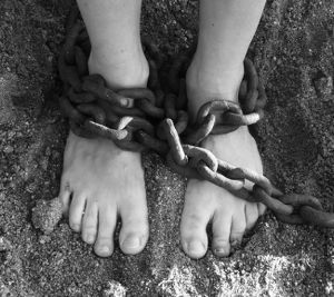 War on Children, Feet in Chains