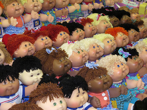 Too Many Babies, Cabbage Patch Kids