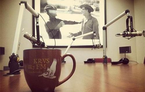 KRVS Après-Midi Interview