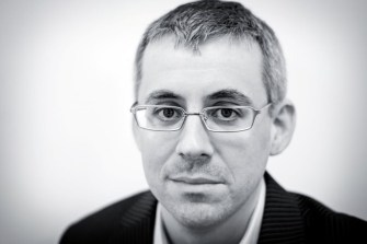 Kieron Smith, Digital Director at Blackwell's