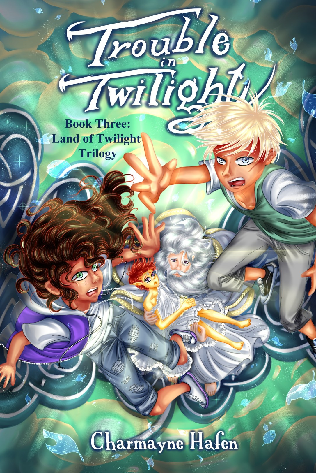Trouble in Twilight Front Cover