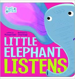 Little Elephant Listens