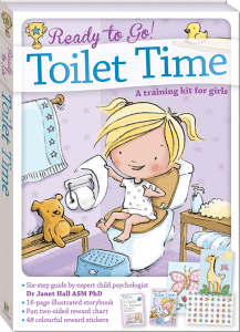 Ready to Go! Toilet Time : a training kit for girls
