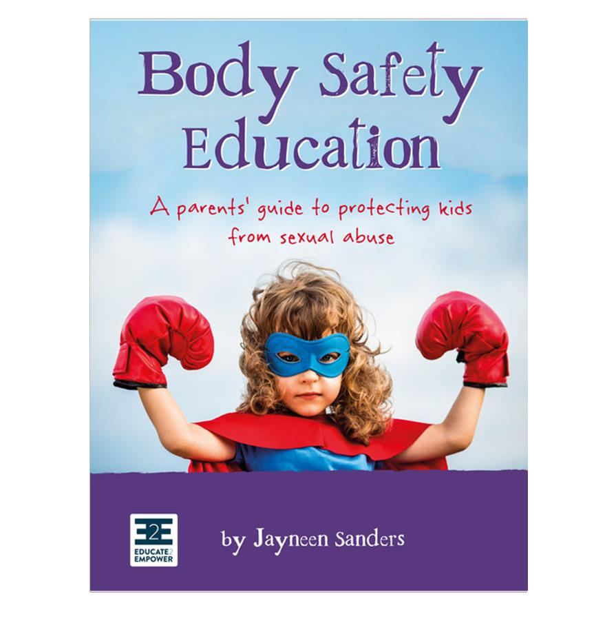 Book Cover Image for Body Safety Education