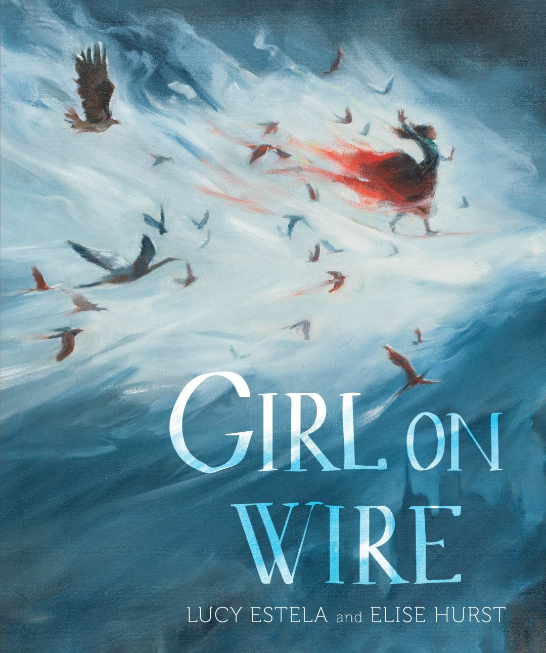 Book Cover Image for Girl on Wire