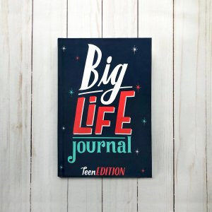 Big Life Journal - Tween/Teen Edition cover image