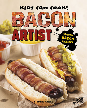 Book Cover Image for Bacon Artist