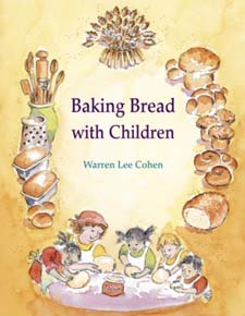 Book Cover Image for Baking Bread with Children
