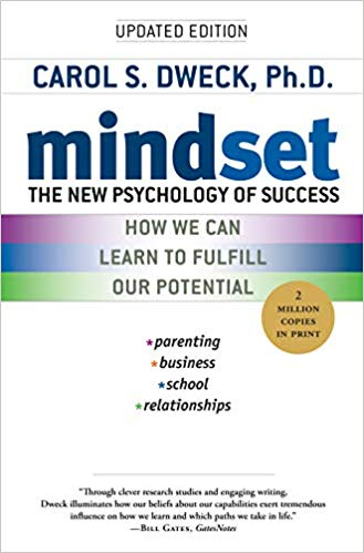 Book Cover Image for Mindset: The New Psychology of Success
