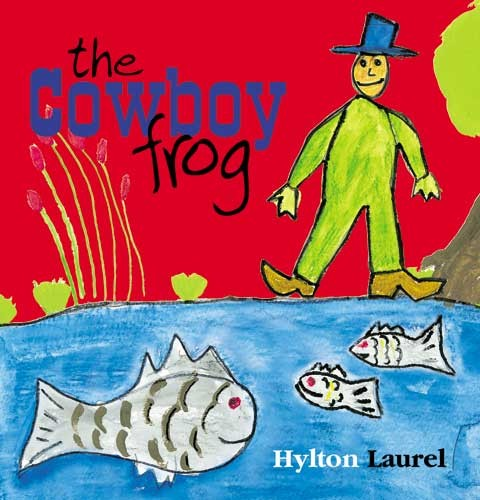 Book Cover Image for The Cowboy Frog