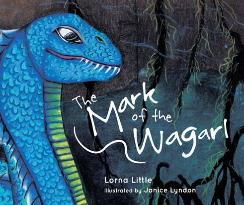 Book Cover Image for The Mark of the Wagarl