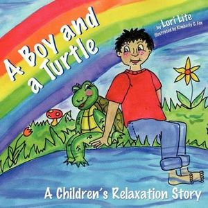 Book Cover Image for A Boy and a Turtle