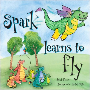 Book Cover Image for Spark Learns to Fly