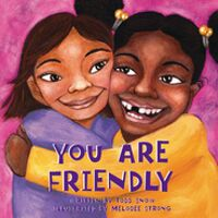 Book Cover Image for You Are Friendly
