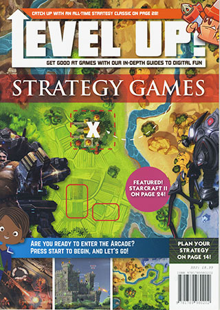 Book Cover Image for Level Up!: Strategy Games