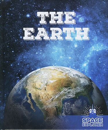 Book Cover Image for The Earth