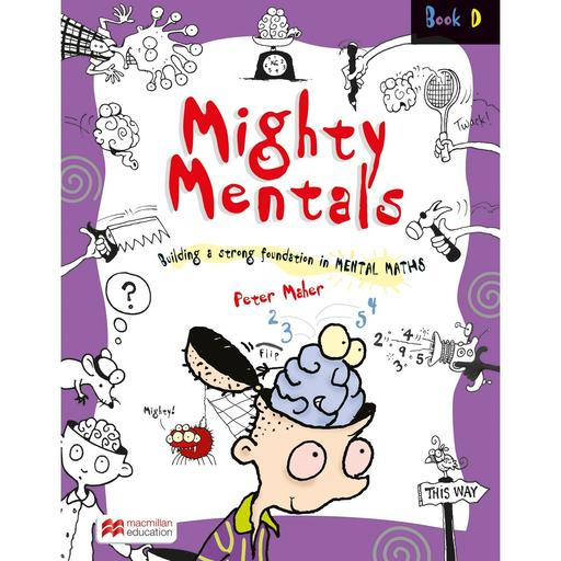 Book Cover Image for Mighty Mentals Book D