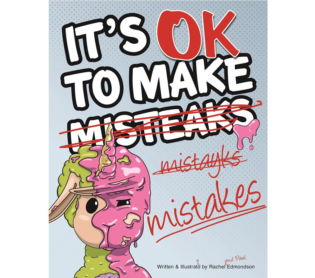 Book Cover Image for It's OK to Make Mistakes