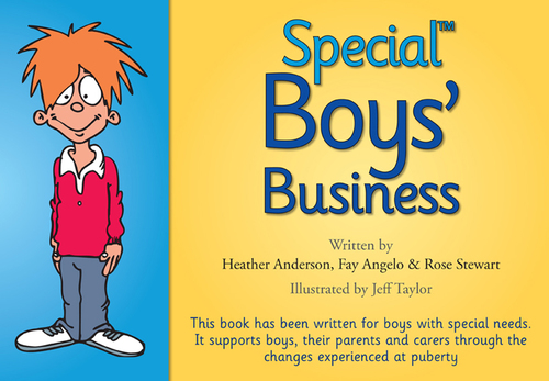 Special Boys Business cover image