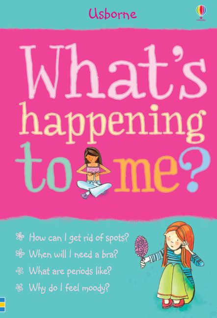 Book Cover Image for What's Happening To Me?