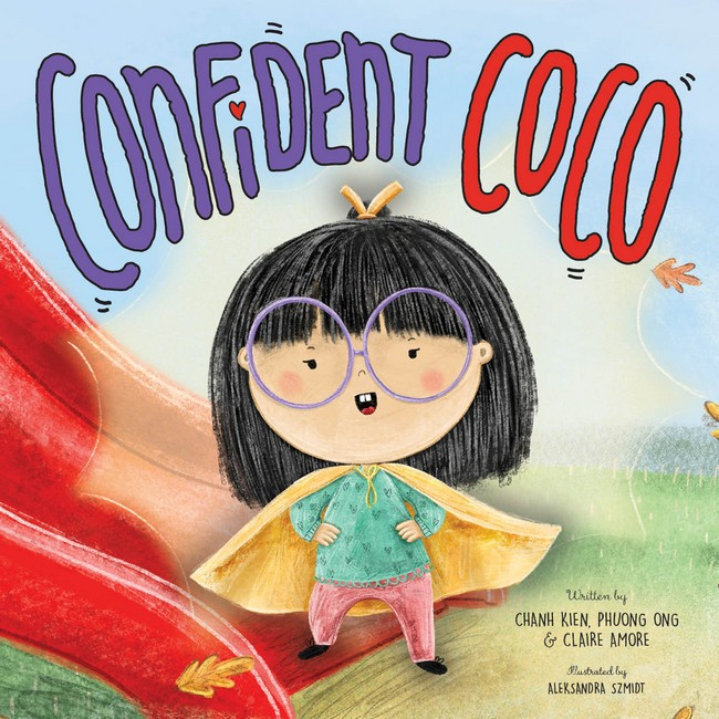 Book Cover Image for Confident Coco