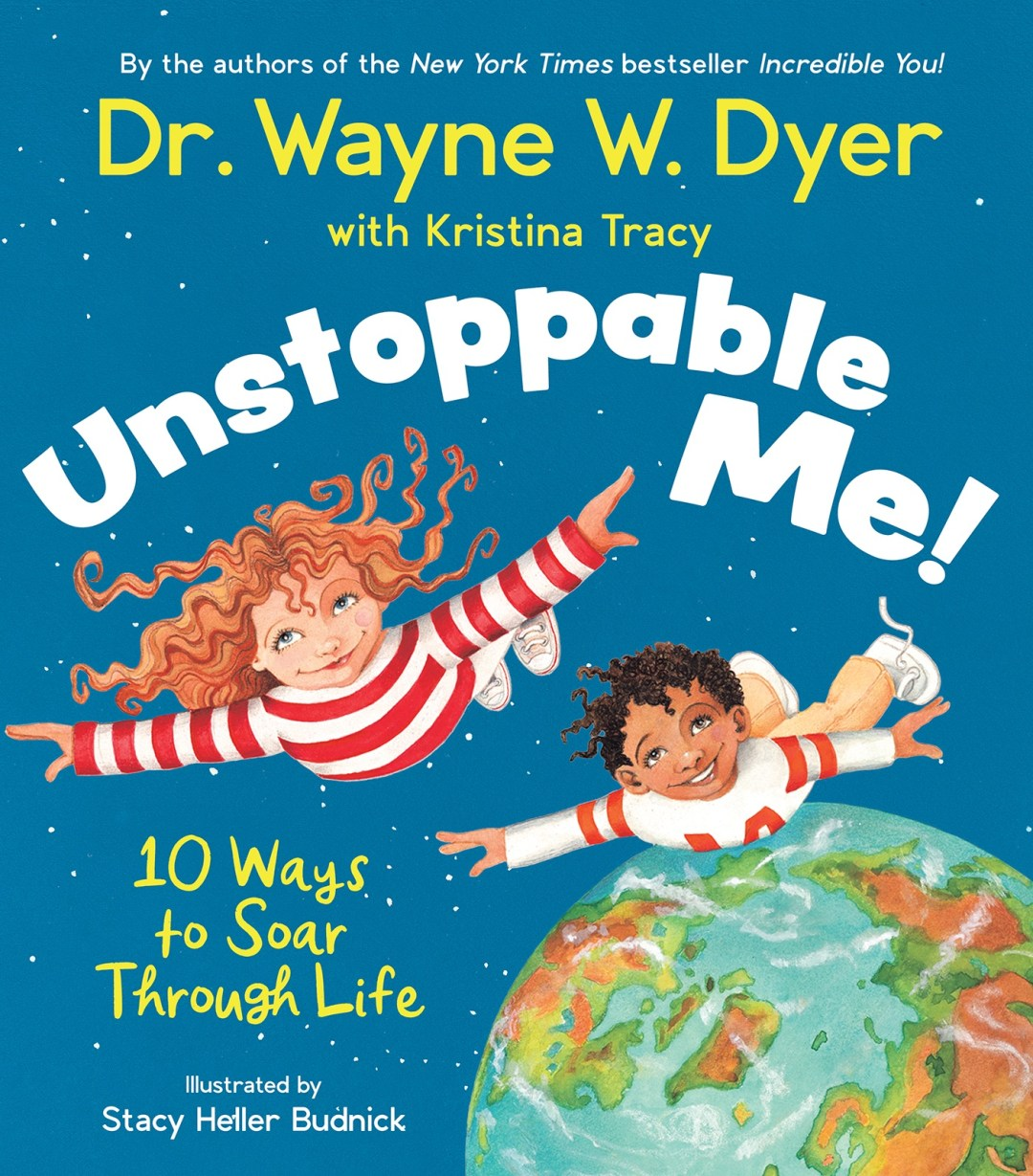 Book Cover Image for Unstoppable Me!