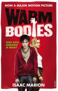 warm bodies movie tie in cover