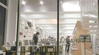 本屋探訪記vol.59:東京恵比寿のアートを学ぶ拠点「NADiff a/p/a/r/t(ナディッフアパート)」に行く
