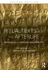 ISBN: 9780415508032 - Ritual Texts for the Afterlife