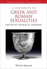 ISBN: 9781405195720 - A Companion to Greek and Roman Sexualities