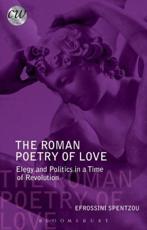 ISBN: 9781780932040 - The Roman Poetry of Love