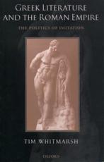 ISBN: 9780199271375 - Greek Literature and the Roman Empire