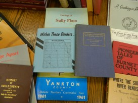 South Dakota County Books