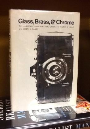 Glass Brass & Chrome